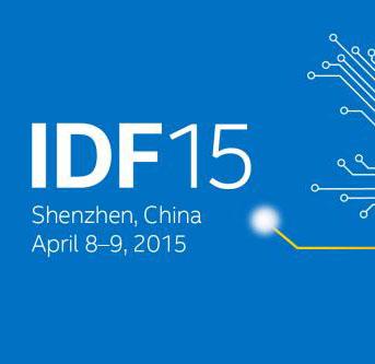 KTI in IDF15, Shenzhen private demo, April 8-9,2015