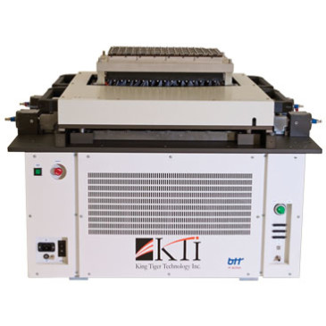 KingTiger Introduces the KT-3P at Semicon Taiwan 2008