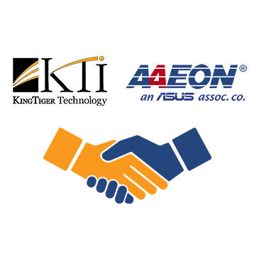 KingTiger Technology Inc. is proud to announce our recent success to support key industrial PC company, AAEON in their Intel's Whiskeylake & Tigerlake platforms used in Edge/IoT market